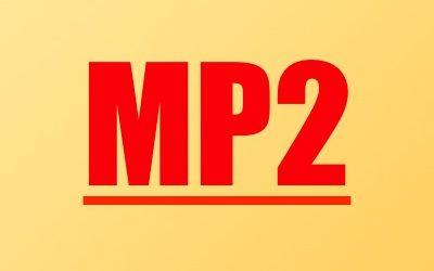 MP2 – MP3